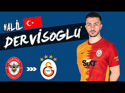 Halil Dervişoğlu   Welcome to Galatasaray?   Amazing Skills, Best Goals 2020/21