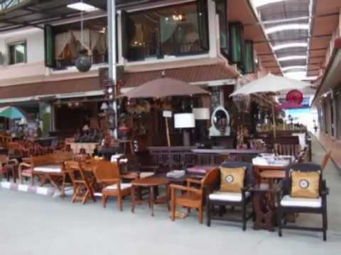 Phrae Teak Furniture