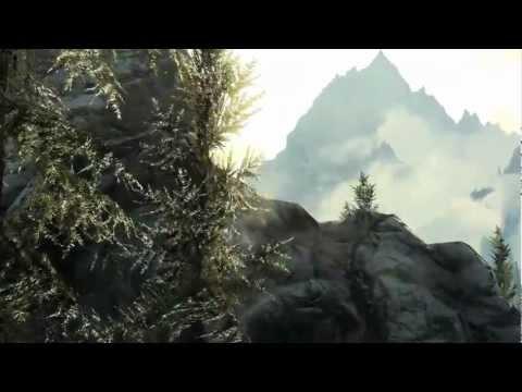 Skyrim Trailer - The misheard lyrics (Full trailer)