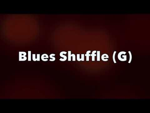 Chicago Style Blues Backing Track (G)