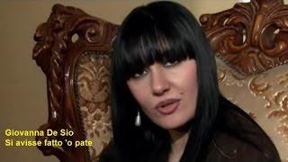 Giovanna De Sio - Si avisse fatto