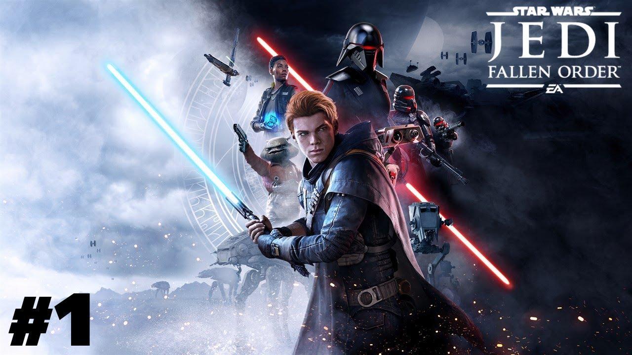 Az Erő legyen velünk... | Star Wars Jedi: Fallen Order (PC: EPIC | Jedi Master) #1 - 11.15.