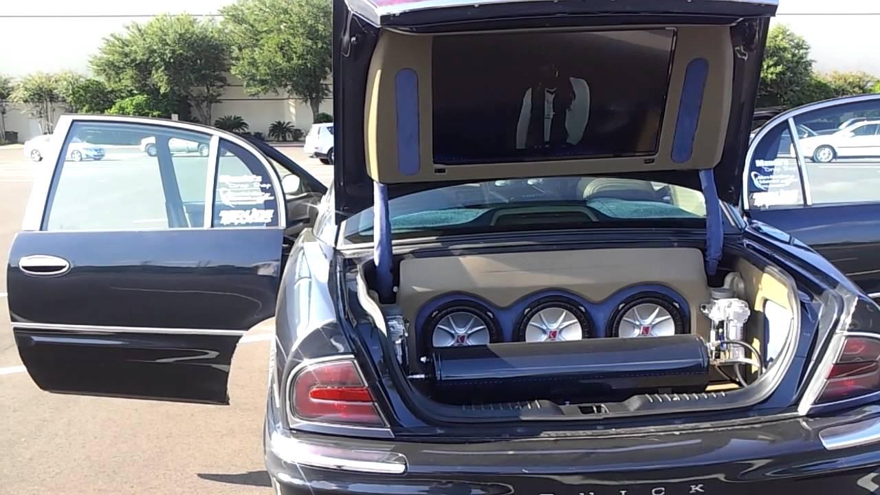 2000-05_Buick_LeSabre_Custom Buick Lesabre 2005