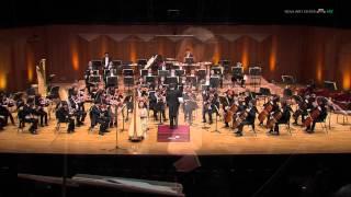 광주시립교향악단_ G. Pierne Concertstuck pour Harpe et Orchestre in Gb Major, Op.39