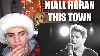 Niall Horan - This Town (Live, 1 Mic 1 Take) REACTION