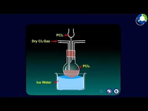 Chemistry of Halides and Oxides of Phosphorus