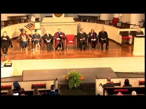 2016 University College at Syracuse University Commencement