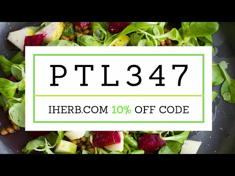 IHerb Code PTL347 | IHerb Promo Code 2020 | Lifetime Code For Every Purchase!
