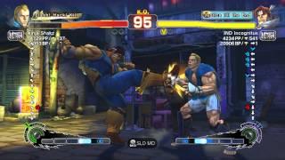 USFIV~ T.Hawk (IND Incognitus) vs  Abel (Ninja Shakz) HD