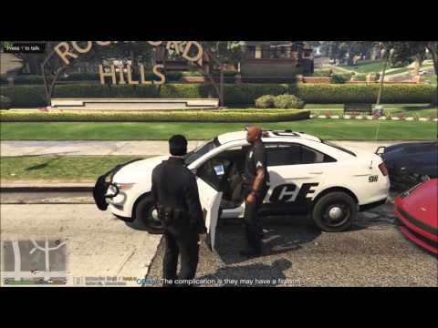 GTA 5 LSPDFR Police Mod 476 NYPD Highway Patrol Unmarked