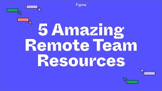 5 resources to help you bring your remote team together
