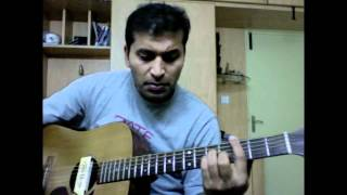 Neera Bittu - Hombisilu- Guitar Tutorial