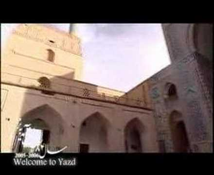 Welcome to Yazd