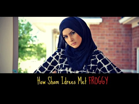 How Sham Idrees Met FROGGY
