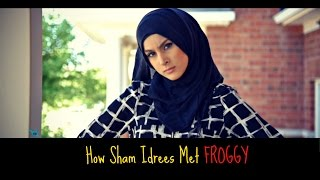 sham and froggy