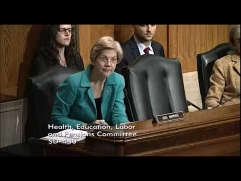 Senator Elizabeth Warren - The NLRB Stands Up for American Workers