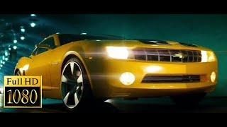 Бамблби Трансформируется в Новый Chevrolet Camaro ™️«Трансформеры 2007»