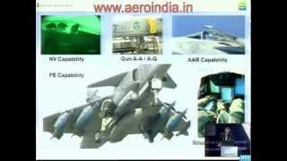 Brief Description Of The Swedish Air Force - Brigadier General Johan Svensson [Aero India 2013]