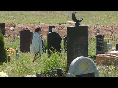 Погребальный обряд крымских татар