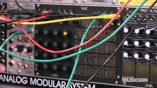 Make Noise René sequencer overview