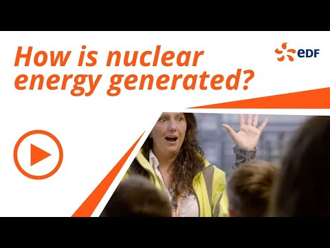 How nuclear energy is generated