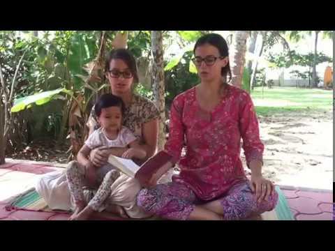 Gita Dhyanam by Meera and Lakshya