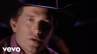 George Strait - The Man In Love With You