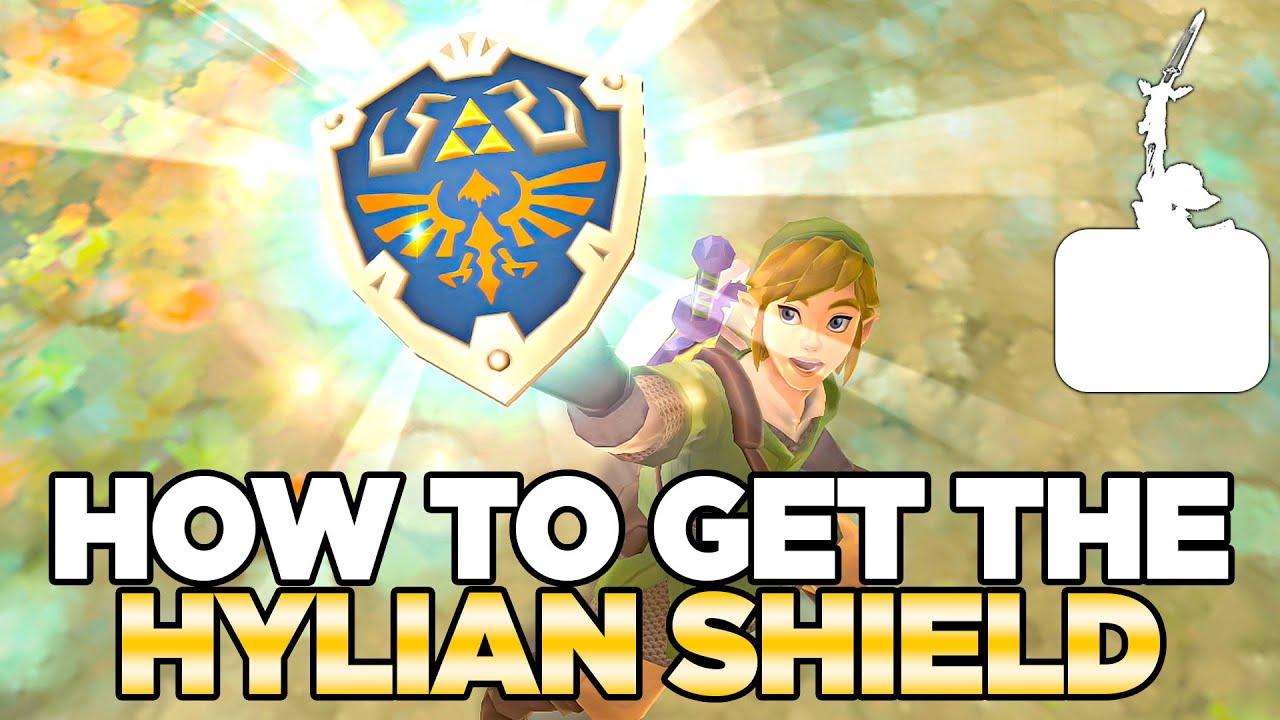Hylian Shield & Boss Rush Tips for Skyward Sword HD