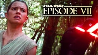 Star Wars Episode 7: The Force Awakens Official Trailer (Japanese International Trailer)