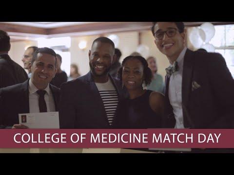 FSU College of Medicine Match Day
