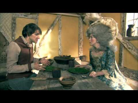 """Horrible Histories  French: """"Historical Wife Swap"""": Louis XVI and Marie Antoinette"""