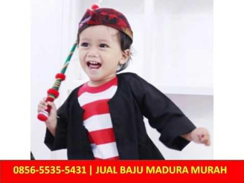 0856-5535-5431 | Jual Baju Loreng Madura Murah | Karnaval Baju Madura