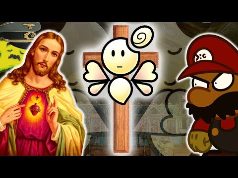 Religious Undertones In Paper Mario? [Stream Highlights]