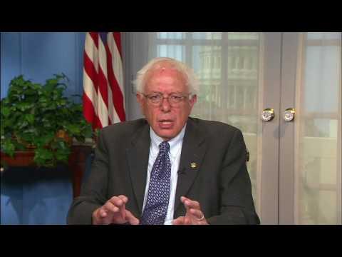 Sanders Speaks to Vermont Principals