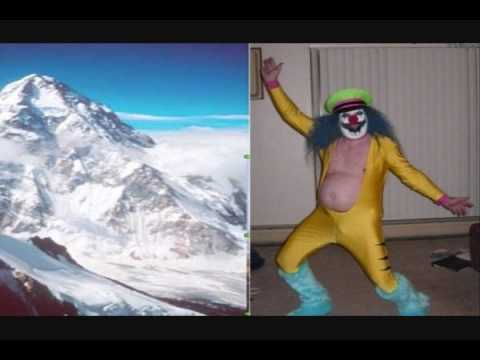 Gunter the Mountain Clown