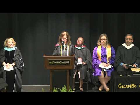 2019 Granville Early College High School Graduation Ceremony