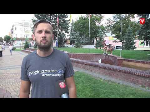 VITAtvVINN .Телеканал ВІТА новини: Вінниця - дружня до велосипедистів, новини 2019-01-05