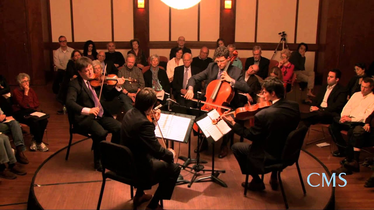 Beethoven: Quartet in A minor for Strings, Op. 132, Movement III.
