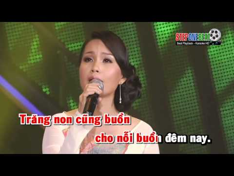 [Karaoke] Bìm Bịp Kêu Chiều - Cẩm Ly (Demo)