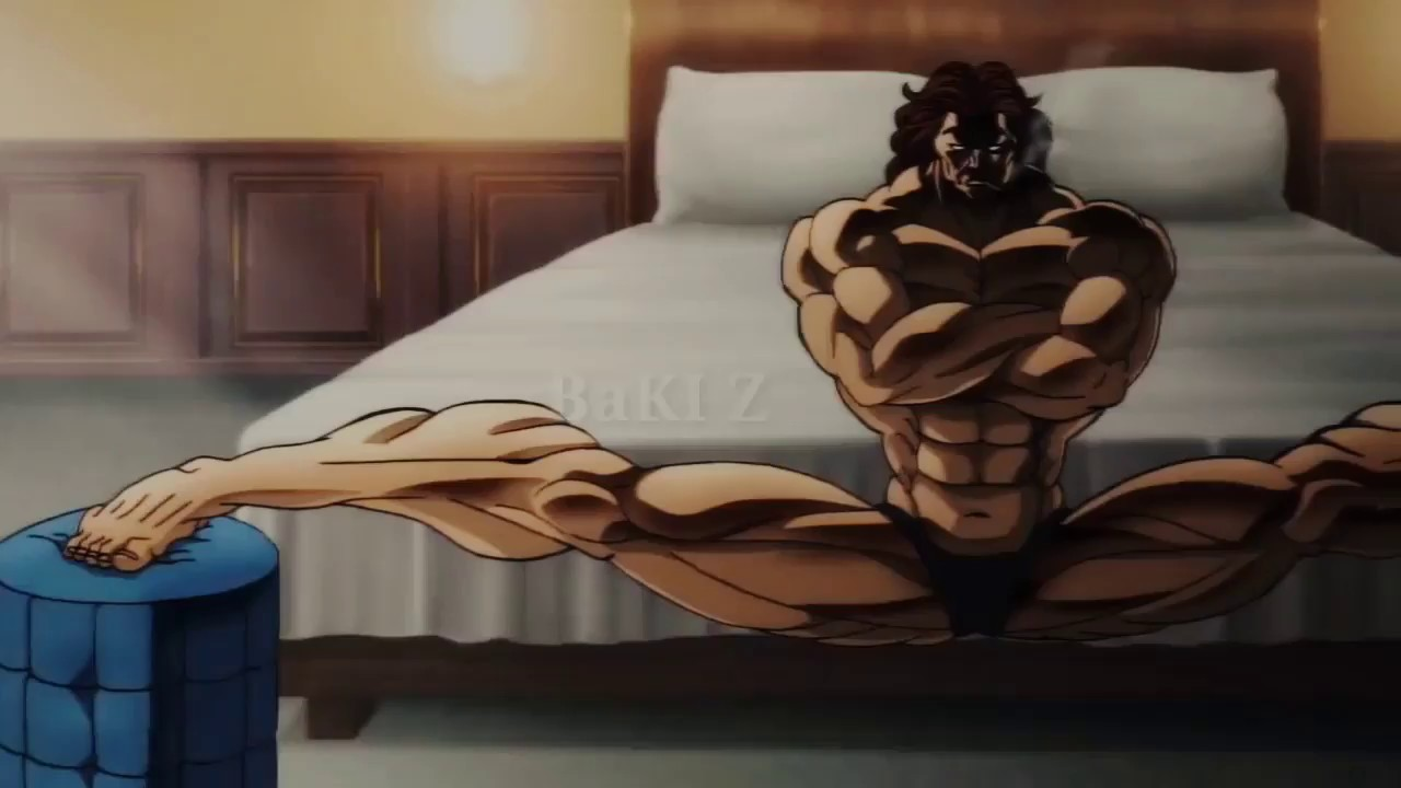 BAKI 2018 ONA Top 10 Strongest Characters HD