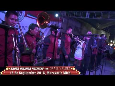 Banda Máxima Potencia - Septiembre 2015