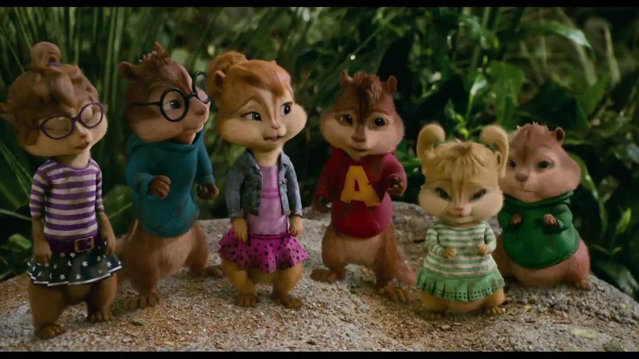 Chipettes Chipwrecked Dance