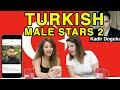 Like, DM, Unfollow: Turkish Male Stars 2