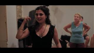 LABOSUD TARANTELLA-Atelier sur les danses du Sud'Italie avec IRENE PICCOLO