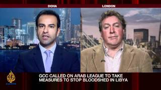 Inside Story - Gaddafi: Losing the battle for Arab opinion