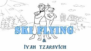 Иван Царевич и серый волк - Прыжки с трамплина/Ivan Tsarevich and the Grey Wolf & Ski Flying