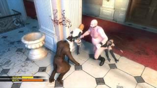 геймплей  игры watchmen (Хранители)