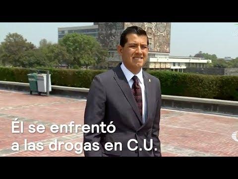 Drogas en C.U., el estudiante que las enfrentó - UNAM - En Punto con Denise Maerker
