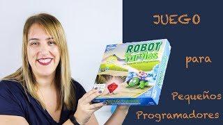 JUEGO PARA PEQUEÑOS PROGRAMADORES; Robot Turtles