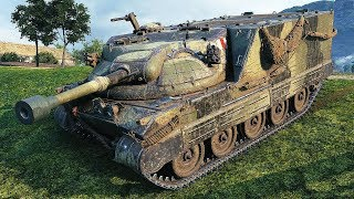 Excalibur - INVISIBLE SNIPER - World of Tanks Gameplay